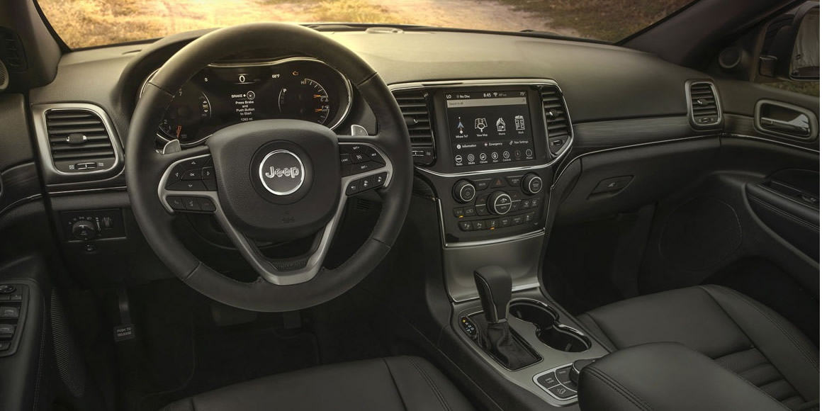 Jeep Grand Cherokee Interni
