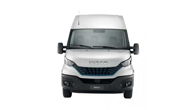 Iveco Daily Blue Power sostenibiltà